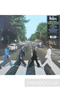 Фото - The Beatles: Abbey Road (Remastered) (LP) (Import)