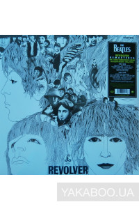Фото - The Beatles: Revolver (Remastered) (LP) (Import)