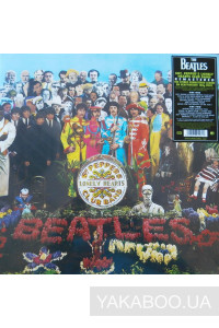 Фото - The Beatles: Sgt. Pepper's Lonely Hearts Club Band (Remastered) (LP) (Import)