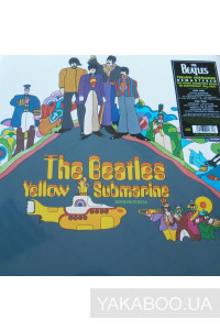 Фото - The Beatles: Yellow Submarine (Remastered) (LP) (Import)
