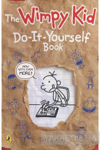 Фото - Diary of a Wimpy Kid: Do-It-Yourself Book