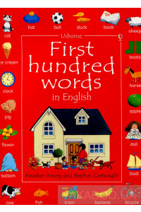 Фото - First Hundred Words in English