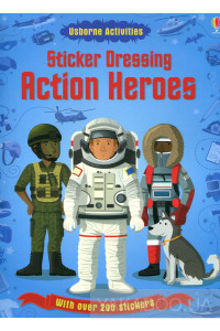 Фото - Sticker Dressing. Action Heroes