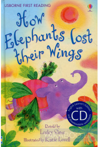 Фото - How Elephants Lost Their Wings (+ Audio CD)