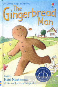 Фото - The Gingerbread Man (+ Audio CD)