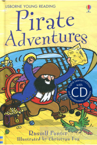 Фото - Pirate Adventures (+ Audio CD)