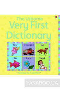Фото - The Usborne Very First English Dictionary