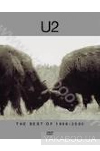 Фото - U2: The Best of 1990-2000 (DVD)