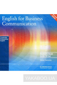 Фото - English for Business Communication: Student's Book Audio CD Set (2 CD-ROM)