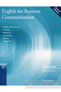 Фото - English for Business Communication. Teacher's Book