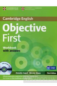 Фото - Objective First Workbook With Answers (+CD)