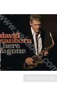 Фото - David Sanborn: Here & Gone