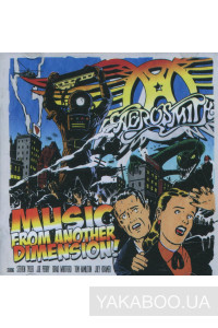 Фото - Aerosmith: Music from Another Dimension!