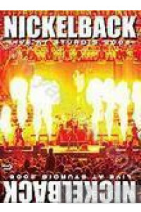 Фото - Nickelback: Live at Sturgis 2006 (DVD)