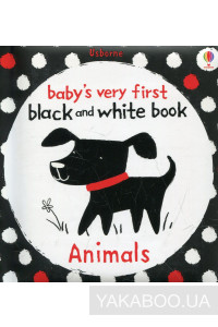 Фото - Animals. Very First Black & White Books