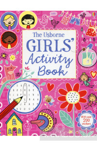 Фото - Girls' Activity Book