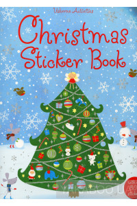 Фото - Christmas sticker book