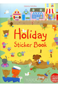 Фото - Holiday Sticker Book