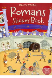 Фото - Romans Sticker Book