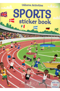 Фото - Sports Sticker Book
