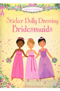 Фото - Sticker Dolly Dressing. Bridesmaids