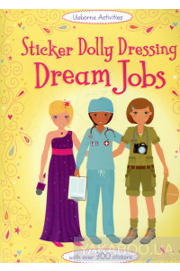 Фото - Sticker Dolly Dressing. Dream Jobs
