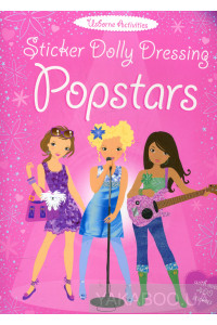 Фото - Sticker Dolly Dressing. Popstars