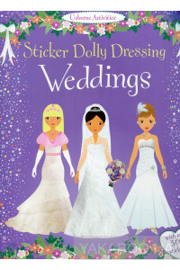 Фото - Sticker Dolly Dressing. Weddings