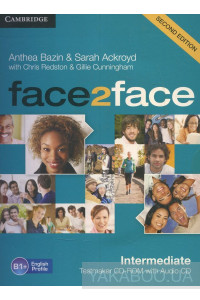 Фото - Face2face. Intermediate Testmaker CD-ROM and Audio CD