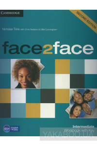Фото - Face2face. Intermediate Workbook with Key
