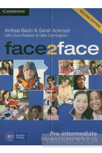 Фото - Face2face. Pre-intermediate Testmaker CD-ROM and Audio CD