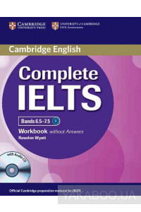 Фото - Complete IELTS Bands 6.5-7.5 Workbook without Answers with Audio CD