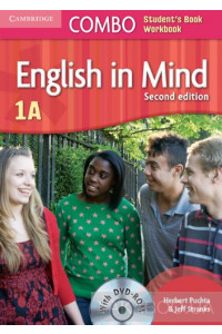 Фото - English in Mind Level 1A Combo with DVD-ROM