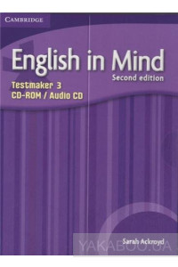 Фото - English in Mind Level 3 Testmaker CD-ROM