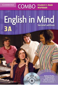 Фото - English in Mind Level 3A Combo with DVD-ROM