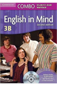 Фото - English in Mind Level 3B Combo with DVD-ROM