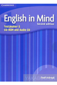 Фото - English in Mind Level 5 Testmaker CD-ROM and Audio CD
