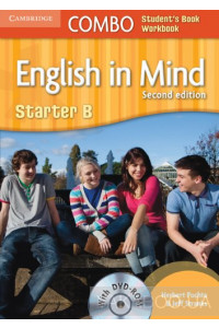 Фото - English in Mind Starter B Combo with DVD-ROM