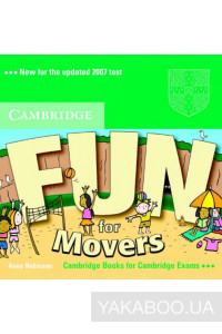 Фото - Fun for Movers Audio CD