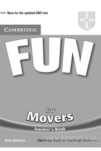 Фото - Fun for Movers Teacher's Book