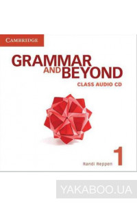 Фото - Grammar and Beyond Level 1 Class Audio CD