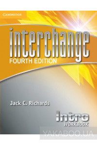 Фото - Interchange Intro Workbook