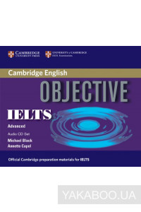 Фото - Objective IELTS Advanced Audio CDs (3 CD)