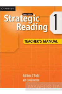 Фото - Strategic Reading. Level 1. Teacher's Manual