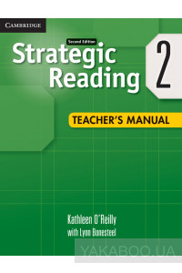 Фото - Strategic Reading. Level 2. Teacher's Manual