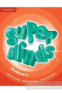 Фото - Super Minds. Level 4. Workbook