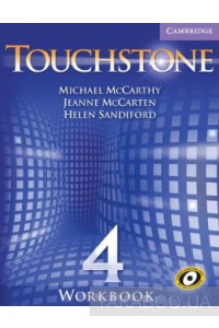 Фото - Touchstone. Level 4. Workbook