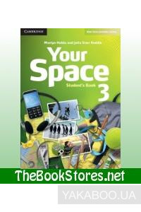 Фото - Your Space. Level 3. Student's Book