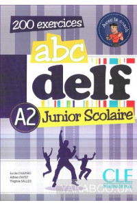 Фото - ABC Delf A2 Junior Scolaire (+DVD)