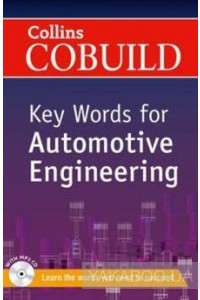 Фото - Collins Cobuild Key Words for Automotive Engineering